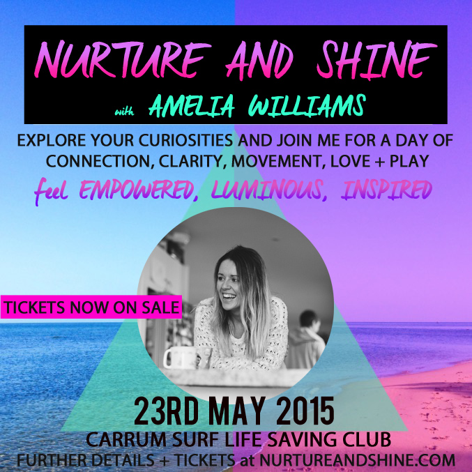 Nurture and Shine workshop
